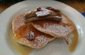 fermented GREEK YOGURT proteins+ pancakes