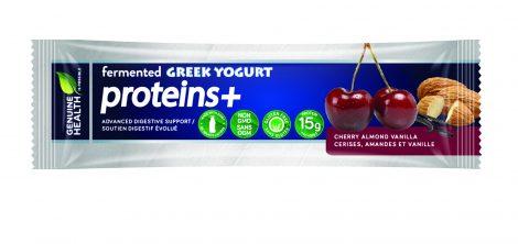 fermented Greek Yogurt proteins+ cherry almond vanilla