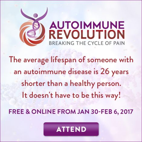 The Autoimmune Revolution
