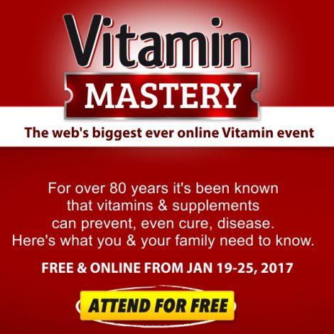 Vitamin Mastery