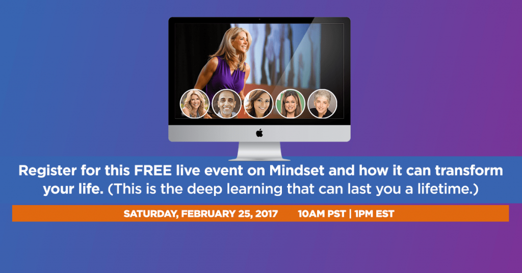 Miracle Mindset Live Training