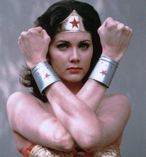 wonder woman power